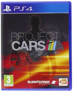[Amazon.it] Project Cars (XBO / PS4) für 32,12€