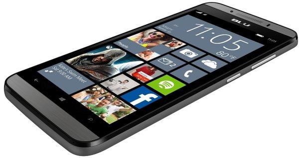[Amazon UK Cyber Monday Week] Blu Win HD LTE für ~ 80 €: 5'' | 1280×720 px | Dual-SIM | alle DE- LTE-Frequenzen | Windows Phone (Upgrade Win 10) | 1 GB RAM | 8 GB Flash (erweiterbar) | Snapdragon 410 | 2500 mAh Akku
