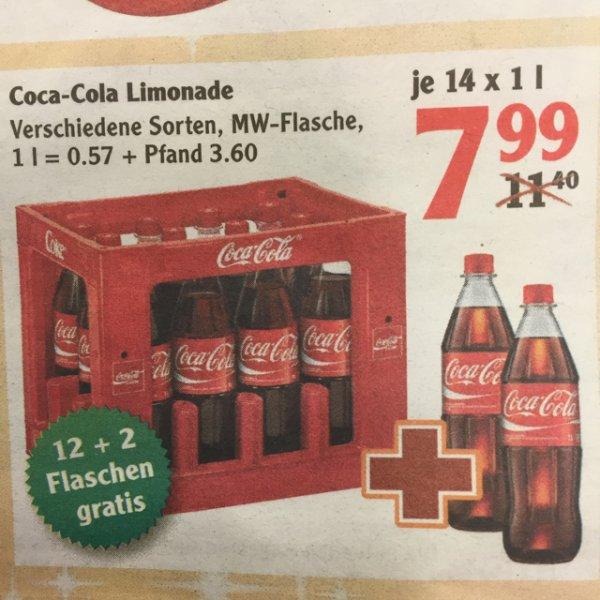 [Globus Hockenheim] Coca Cola etc...