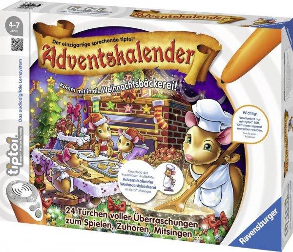 Ravensburger Tiptoi Adventskalender 2015 für 11,99€ bei Voelkner.de