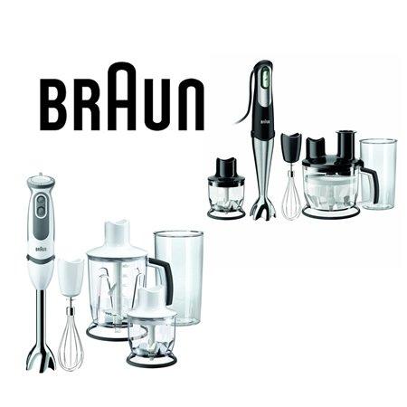 Braun Stabmixer 2 Modelle zur Auswahl