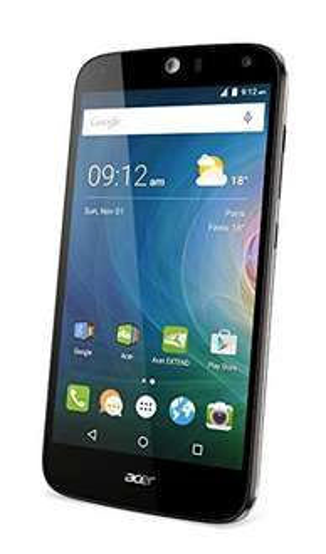 Acer Liquid Z630 silber [Dual-Sim, LTE, 5.5 Zoll HD-IPS-Display, 1.3GHz QuadCore-CPU, Android 5.1, 4000 mAh Akku] inkl. Vsk für  165,53 € @ [amazon.fr] > Blitzangebot