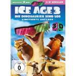 Ice Age 3 – Die Dinosaurier sind los 3D (Limitierte Auflage – 2 Discs) für 8,99 € @ Amazon