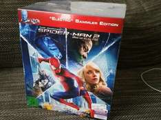 The Amazing Spider-Man 2: Electro Collector's Edition für 25€ lokal Mediamarkt Berlin