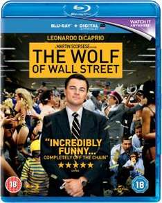 The Wolf of Wall Street & World War Z (Blu-ray) für 10,20€ bei Zavvi.de