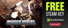 500.000 Murder Miners Steam keys von Bundle Stars Gratis