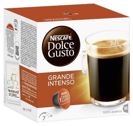 [amazon.de] Dolce Gusto 3er Pack (48 Kapseln) Grande, Grande Intenso, Latte Macchiato, Cappuccino ab 10,80€ --- Lungo Entkoffeiniert 8,09€ @marketplace