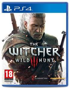 [www.zavvi.de] The Witcher 3 PS4