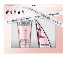 [Amazon.de-Prime] bruno banani Woman Geschenkset: Eau de Toilette Natural Spray + Beauty Shower Gel