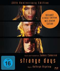 [Amazon Prime] Strange Days - 20th Anniversary Edition [Blu-ray] Black Friday