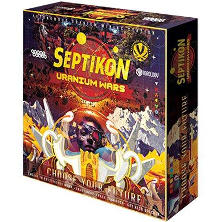 (Brettspiel/SpieleOffensive) Septikon: Uranium Wars für 26,00 €