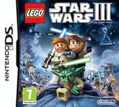 Lego Star Wars III: The Clone Wars (DS) für 7,95€ bei Coolshop.de