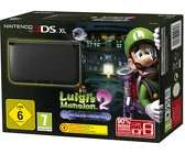 [Saturn]Nintendo 3DS XL Grau + Schwarz inkl. Luigi's Mansion 2