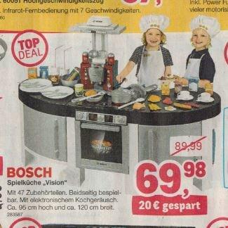 [Toy's R Us] Theo Klein Bosch Küche Vision