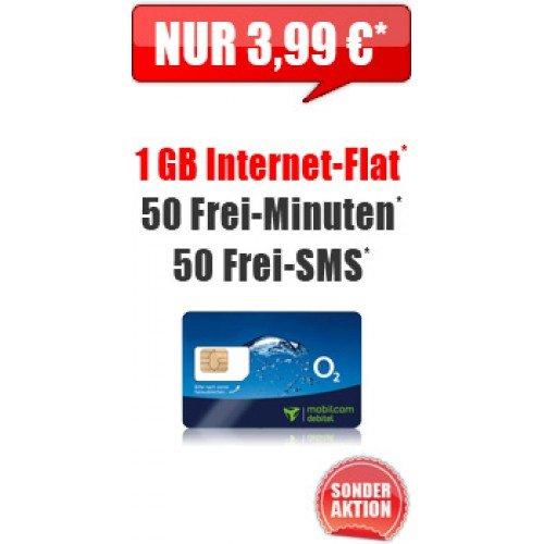 Smart Surf 1 GB 3,99 von O2 nur bis 30.11