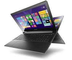 Lenovo Ideapad Flex 2-15 (i3, 8GB, Nvidia 840m, 128GB SSD, FullHD, Win 8.1, Touch) 489,99 @ one.de