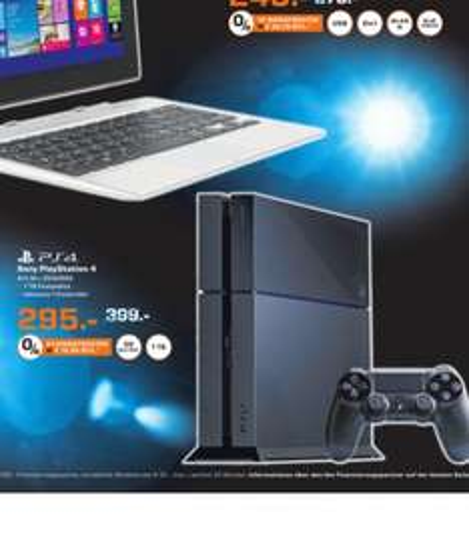 (Lokal Ludwigshafen) SATURN PlayStation 4 1TB