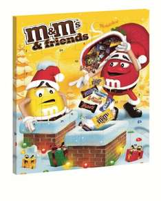 (Amazon Cyber Monday Week) M&M's Friends Adventskalender