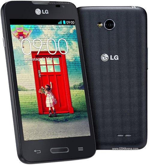 [Allyouneed] LG L65 (4,3'' WVGA IPS, Snapdragon 200 1,2GHz Dualcore, 1GB RAM, 4GB intern, Knock Code, 2100 mAh) für 49,95€