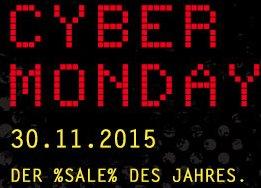 Cyber Monday Angebote bei Comtech - z.B. Grundig 32'' FullHD für 239 € oder Toshiba LED Classic 5er Pack für 15 €