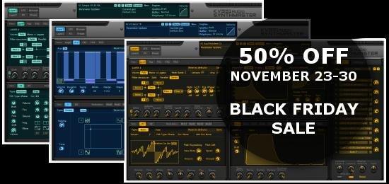[Audio Production Deal] Synthmaster VST Plugin 50% günstiger