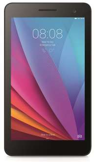 [Clevertronic] Huawei MediaPad T1 7.0 Tablet-PC 3G (17,8 cm (7 Zoll) IPS-Display, Quad-Core-Prozessor, 8 GB interner Speicher, Android 4.4) weiß