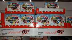KINDER Friends 0.50 Euro - lokal REAL Darmstadt - 84% Rabatt