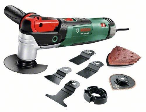 Amazon Blitzangebot: Bosch Home and Garden Multifunktionswerkzeug PMF 250 CES Set für 119,99 €