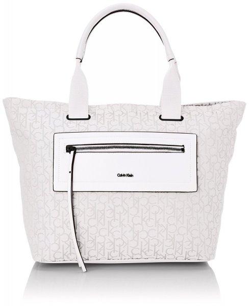 Calvin Klein Lara Large Shopper weiß Tasche für 21,90 EUR + 2,99 EUR Versand *AUSVERKAUFT*
