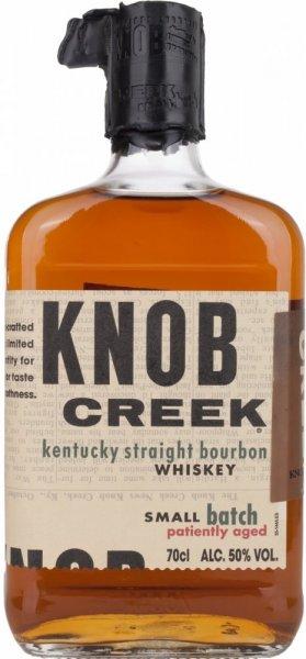 Knob Creek 9 Jahre Kentucky Straight Bourbon für 23,99€