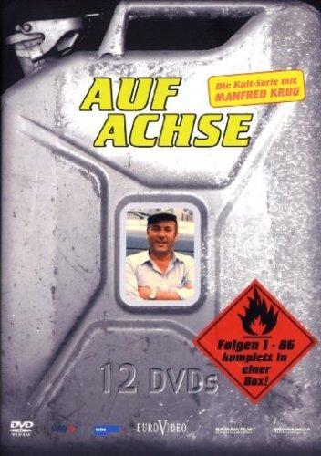 [Amazon] Blitzangebot: Auf Achse - Die Gesamtbox [12 DVDs]