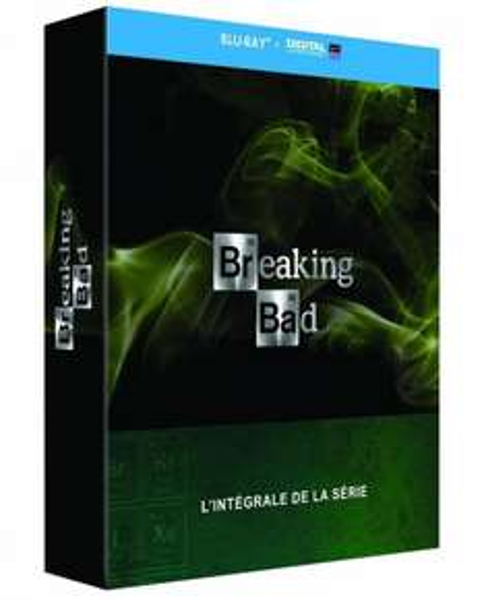 [Amazon.fr] Breaking Bad komplette Serie Blu-ray Nur OT für 43,84€ inkl. Versand