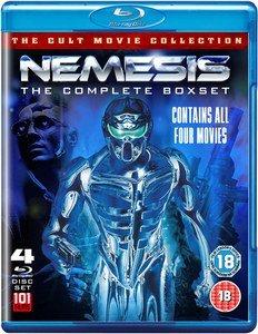Nemesis Filme 1-4 (Blu-ray) für 12,30€ bei Zavvi.com