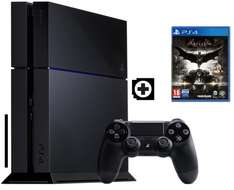 [MM] [CH] Sony Playstation 4 500 GB + Batman: Arkham Knight - Konsole + Game