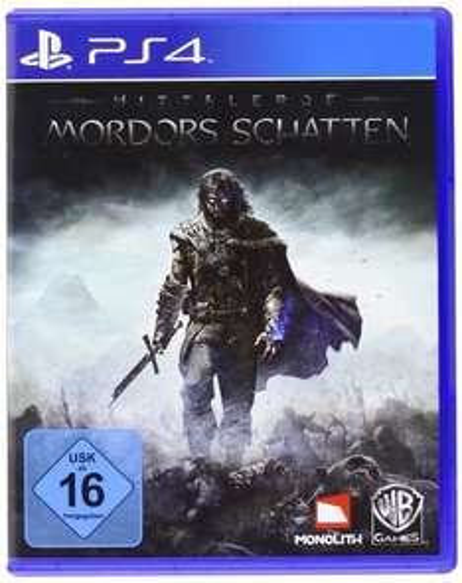 PS4 Modors Schatten GOTY [Coolshop.de]