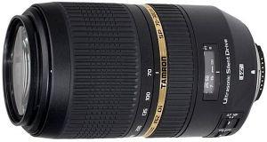(Saturn) TAMRON SP 70-300mm F/4-5.6 Di VC USD -  Nikon Canon und Sony Bajonett für 249€
