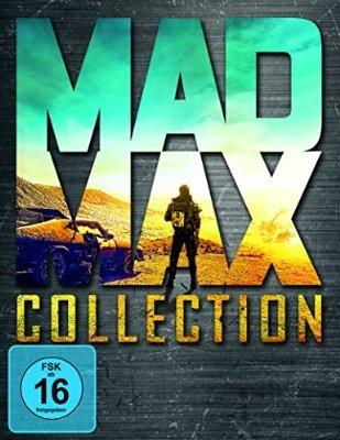 Mad Max Collection (Teile 1-4 Uncut) für 27,94 € > [alphamovies.de]