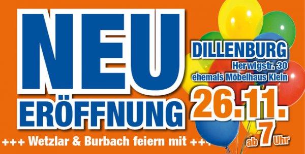 [LOKAL] Expert-Klein Wetzlar, Burbach und Dillenburg 3FÜR2 auf alle CDs, DVDs, Blu-rays und Games