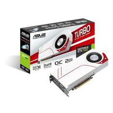 ASUS GeForce TURBO GTX 960 OC 4 GB GDDR5 PCIe x16 Gaming Grafikkarte Weiß White für 189,90 € @ ebay (Alternate) (ab 170,91 € mit 10% Paypal-Gutschein)