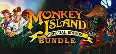 [Steam] Monkey Island: Special Edition Bundle MI 1&2