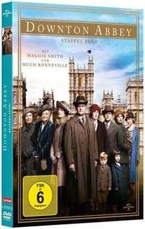 Downton Abbey Staffel 5 DVD - 13 € Bestpreis