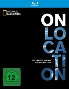 [Amazon WHD] On Location Teil 1-4 - Box - National Geographic [Blu-ray] - Wie neu