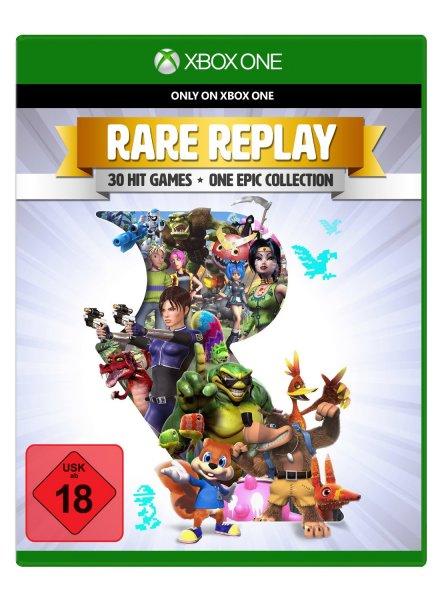 [Xbox One] Rare Replay (30 Spiele-Klassiker) 17,99€ @ Microsoft Store