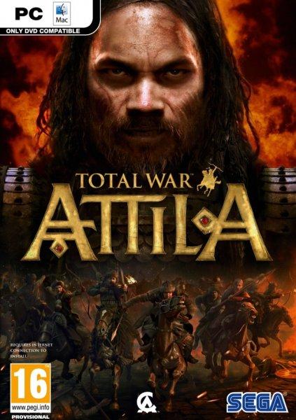 ROME Total War: Attila [EU] [PC] - 100% Uncut für 11,39