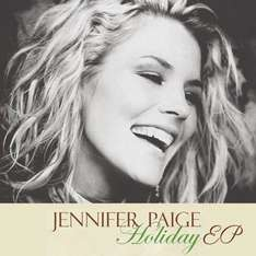 Jennifer Paige - Holiday EP @noisetrade