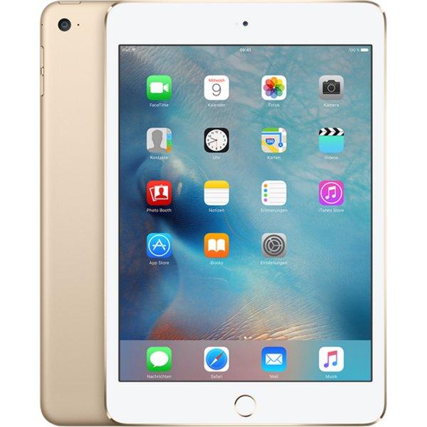 [electronic4you] Apple iPad mini 3 LTE 64GB Gold 407,99 € inkl. Versand