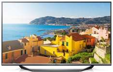 [Amazon] LG55UF7709  Fernseher (Ultra HD, Triple Tuner, Smart TV)