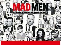 Mad Men - Complete 1-7 Blu-ray für umgerechnet 93.- inkl VSK @amazon.co.uk