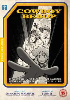 Cowboy Bebop - The Collection DVD 11,55€ [Englischer Ton]