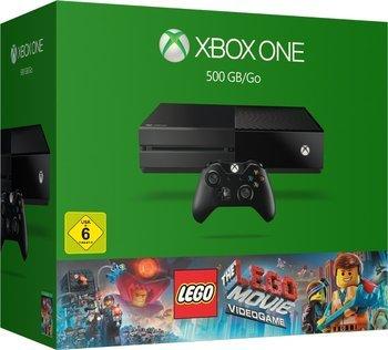 [Microsoft Store] Xbox One 500GB + Lego Movie + 50€ Zalando Gutschein für 299€